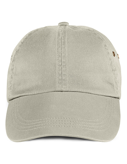 Low-Profile Twill Cap